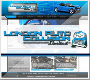 London Auto Collision